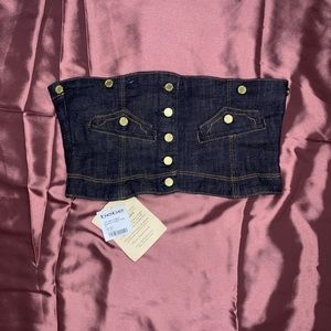 Bebe Jean corset
